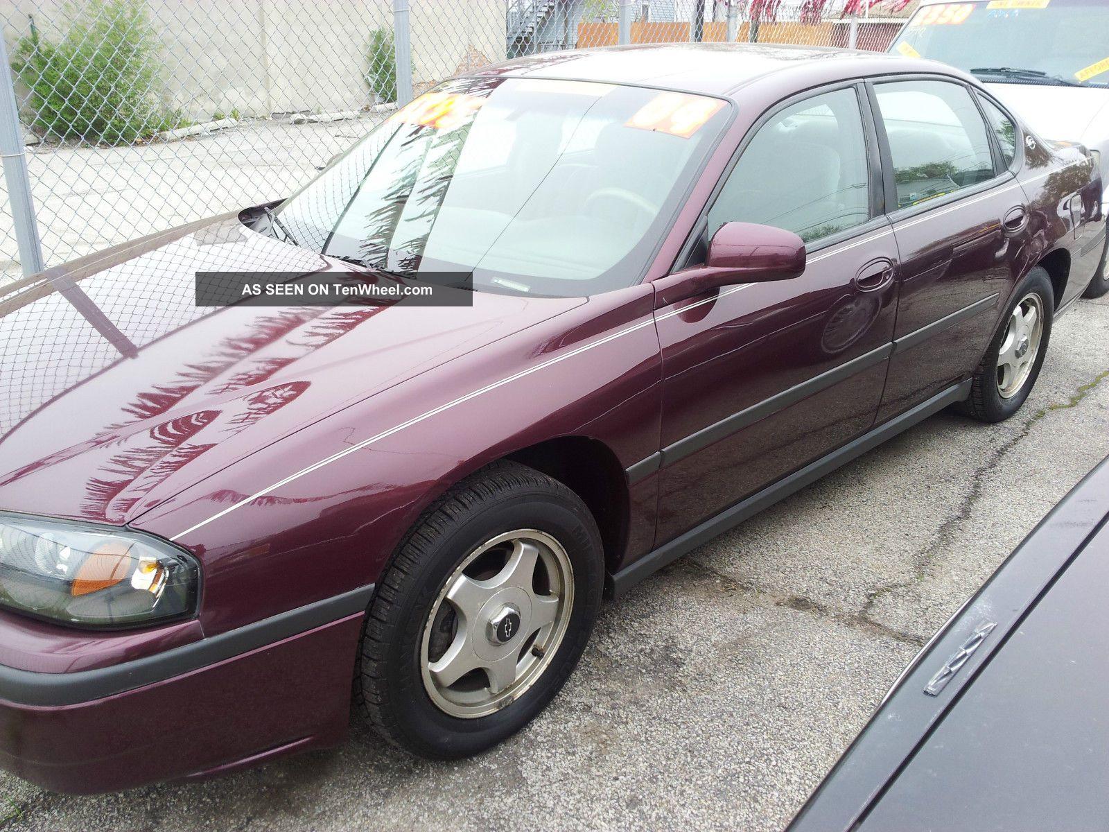 2004 Chevrolet Impala Ls Impala photo