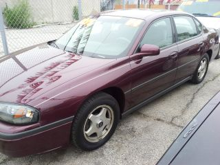 2004 Chevrolet Impala Ls photo