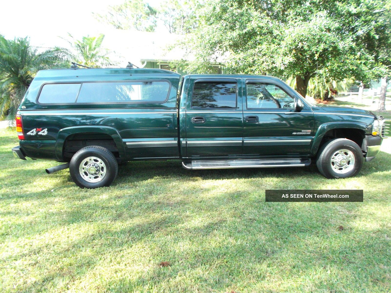2002 chevrolet silverado 2500 hd duramax 4x4 ex cab long bed autos post. Black Bedroom Furniture Sets. Home Design Ideas