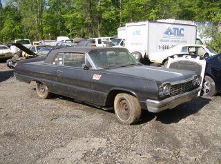 1964 Chevrolet Impala Ss photo