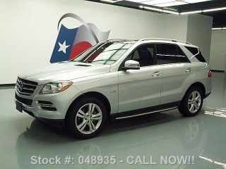 2012 Mercedes - Benz Ml350 4matic Awd Pano Roof 25k Texas Direct Auto photo