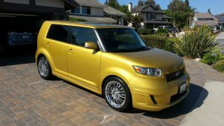 2008 Scion Xb Limited Edition In Gold Color - Only 2500 Units In America photo