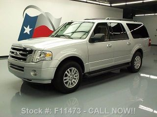 2012 Ford Expedition El 8 - Passenger Park Assist 59k Mi Texas Direct Auto photo