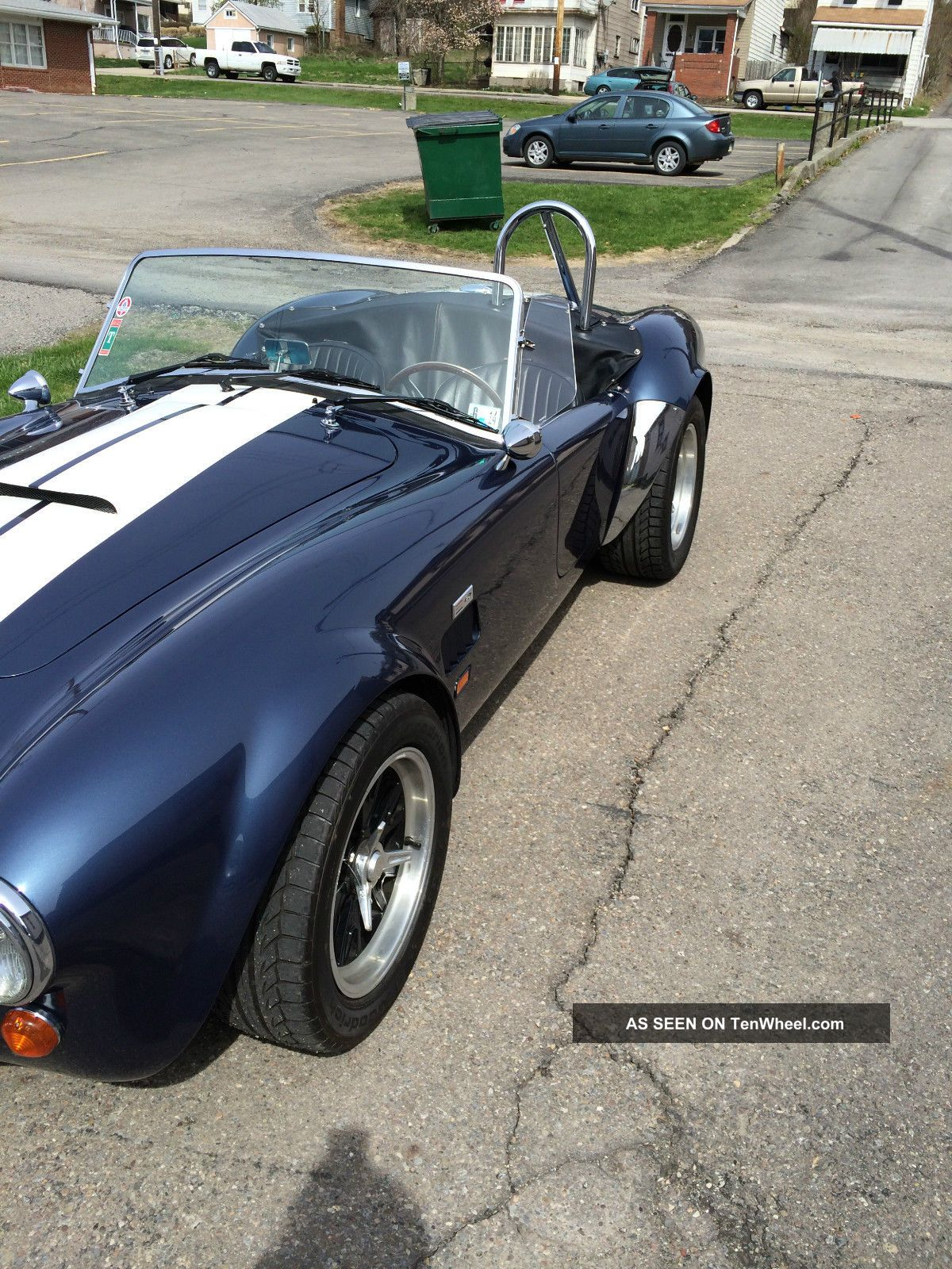 1985 Autokraft Mkiv Cobra Roush All Aluminum Engine 5 Speed Very Fast Other Makes photo