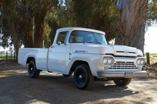 1960 Ford F100 Styleside photo