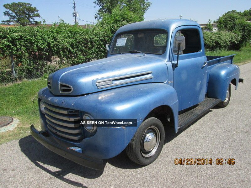 1950 Ford F1 Pickup Truck Other Pickups photo