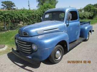 1950 Ford F1 Pickup Truck photo