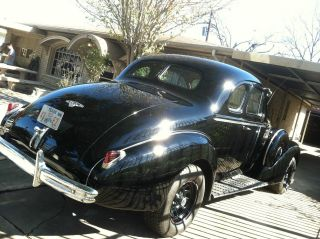1938 Buick Coupe photo