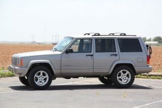 2001 Jeep Cherokee Xj - 60th Anniversary Edition photo
