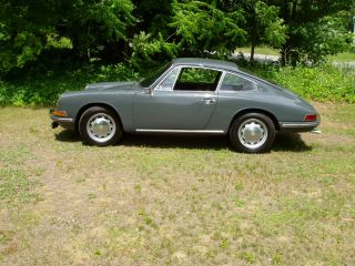 1966 Porsche 912 Three Gauge Dash Coupe 5 Speed Slate Gray photo