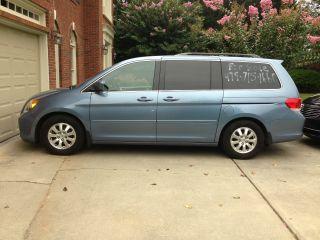 2010 Honda Odyssey Ex - L Mini Passenger Van 4 - Door 3.  5l photo