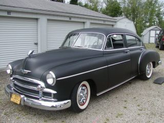 1950 Chevrolet Great Car And Ready To Drive Fleetline photo