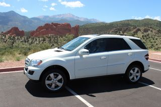 2011 Mercedes Ml - 350 Awd photo