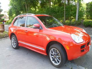 2006 Porsche Cayenne S Sport Utility 4 - Door 4.  5l Owner photo