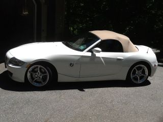 2007 Bmw Z4 Roadster 3.  0si Convertible 2 - Door 3.  0l photo