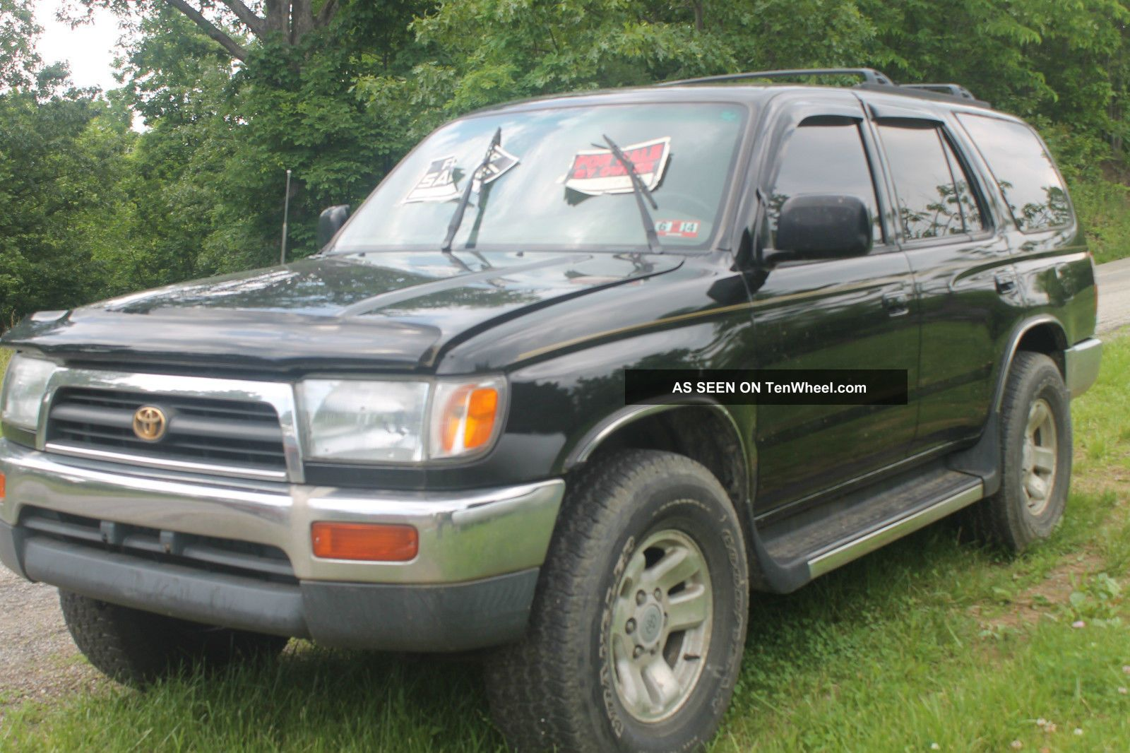 1997 Toyota 4 - Runner 4Runner photo