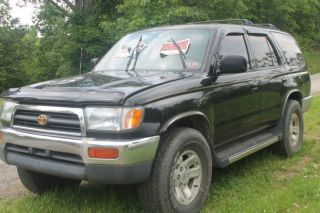 1997 Toyota 4 - Runner photo