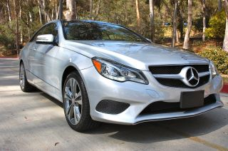 2014 Mercedes - Benz E350 Base Coupe 2 - Door 3.  5l photo