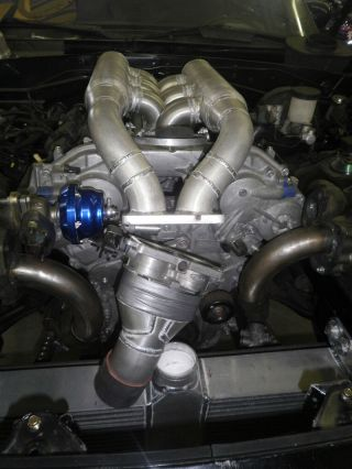 1995 Mazda Miata With 350z Motor Swap - Unfinished Project photo