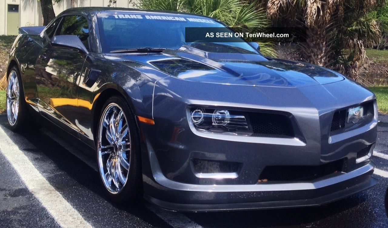 2011 trans am conversion camaro photo 1. Cars Review. Best American Auto & Cars Review