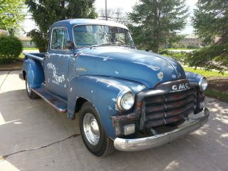 1955 Gmc Pickup 1st Series
