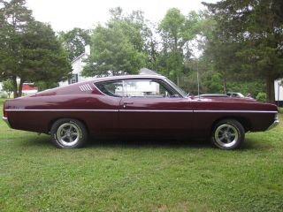 1968 Ford Fairlane 500 Fastback photo
