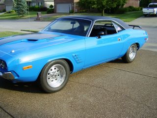 1973 Dodge Challenger Rally 340 photo