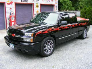 2005 Chevrolet Silverado 1500 Lt Extended Cab Pickup. .  Hotrod. .  Custom photo
