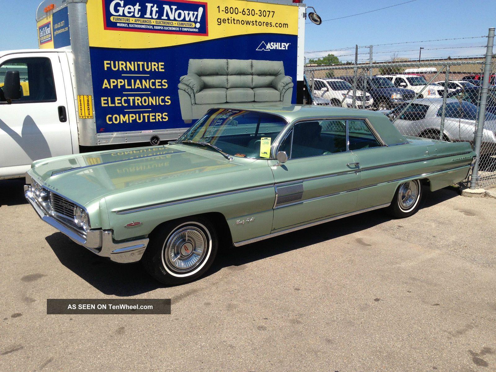 1962 Oldsmobile Ninety - Eight 98 Rare Survivor Ninety-Eight photo
