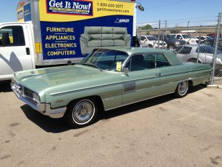 1962 Oldsmobile Ninety - Eight 98 Rare Survivor photo