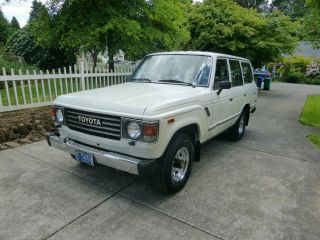1987 Fj60 Land Cruiser photo