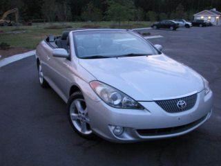 2006 Toyota Solara Sle Convertible 2 - Door 3.  3l photo