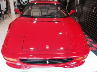 1997 Ferrari 355 Berlinetta 6 Speed Manual photo