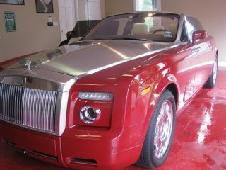 2008 Rolls - Royce Phantom Drophead Coupe photo
