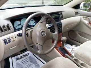 2003 Toyota Corolla Le Sedan 4 - Door 1.  8l photo