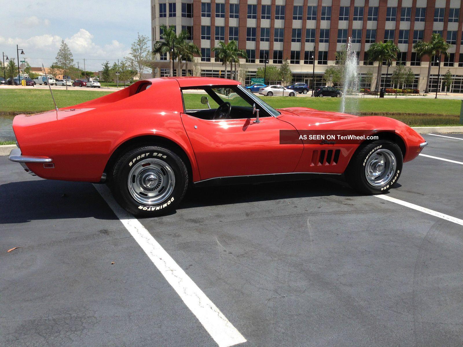 1969 corvette stingray coupe 4 sp 350ci 350hp corvette photo 2. Cars Review. Best American Auto & Cars Review