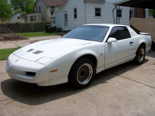 1991 Pontiac Trans Am Gta Ws6 Vortech Supercharged 350 Automatic photo