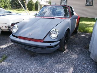 1981 Porsche 911 Sc Targa 2 - Door 3.  0l photo
