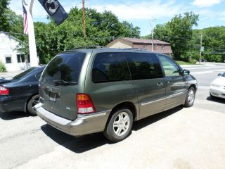 2002 Ford Windstar Sel Mini Passenger Van 4 - Door 3.  8l Needs Transmission. photo