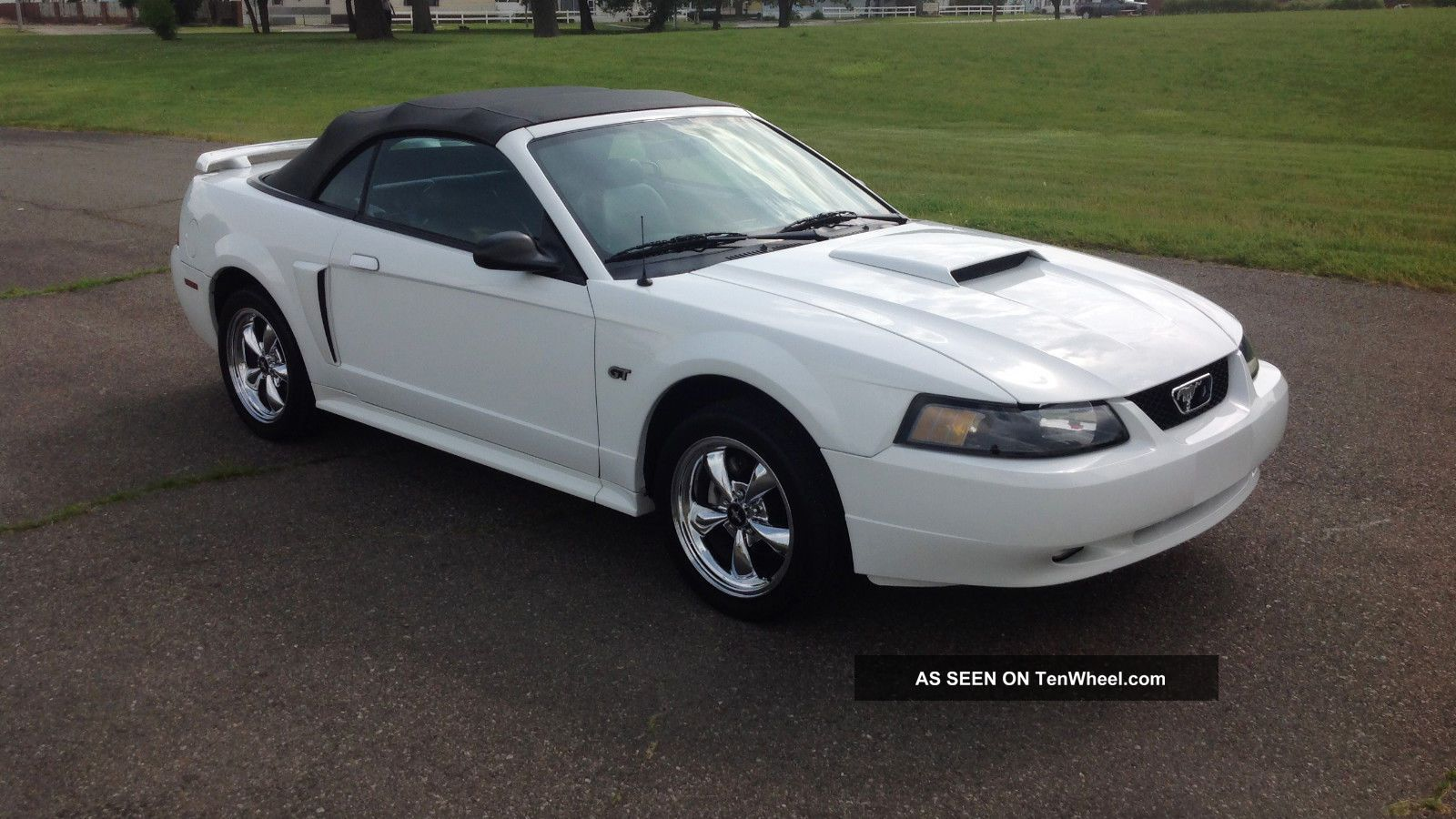 2003 ford mustang gt premium convertible. Black Bedroom Furniture Sets. Home Design Ideas