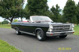 1966 Fairlane 500 Convertible photo