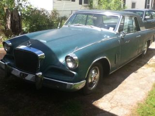 1962 Studebaker Gran Turismo Hawk Barn Find photo