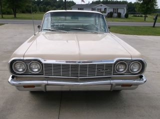 1964 Chevy Belair 4dr.  Sedan photo