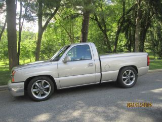 2005 Regency Chevy Silverado Supercharged Short Bed Chevrolet photo