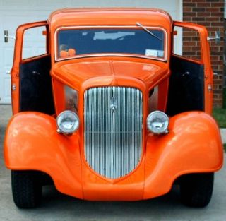 1934 Plymouth Street Rod photo
