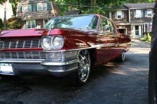 1964 Cadillac Sedan Deville photo