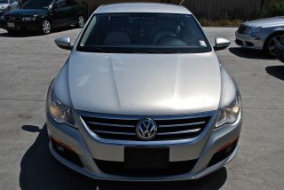 2010 Volkswagen Cc Sport Sedan 4 - Door 2.  0l photo