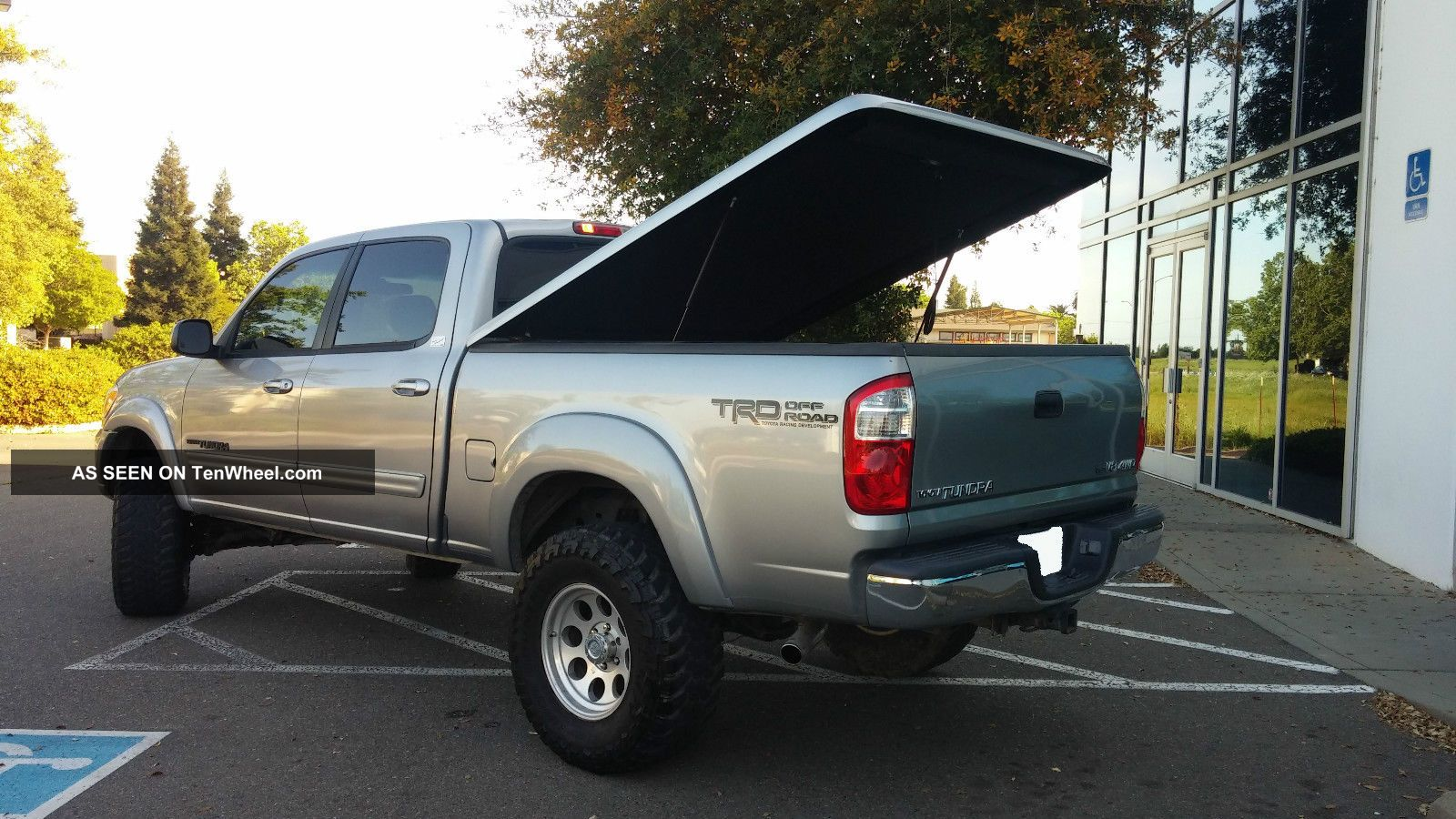 2005 Toyota Tundra V8 4x4 Lifted 35 Quot Toyo Off Road Tires