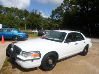 2007 Ford Crown Victoria Police Interceptor P71 photo