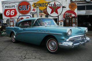 1957 Buick Century Roadmaster photo